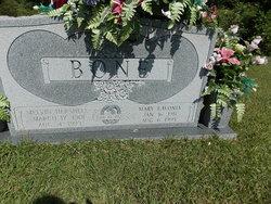 Mary Lavonia <i>Stevens</i> Bone