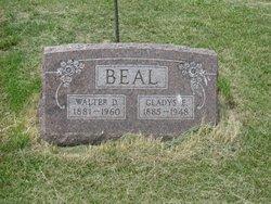 Gladys E <i>Wilson</i> Beal