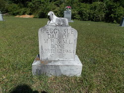 Peggy Sue Bone