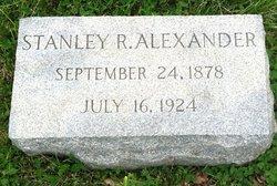 Stanley Rogers Alexander
