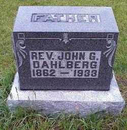 Rev John Dahlberg