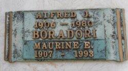 Maurine Elizabeth <i>Crowther</i> Boradori