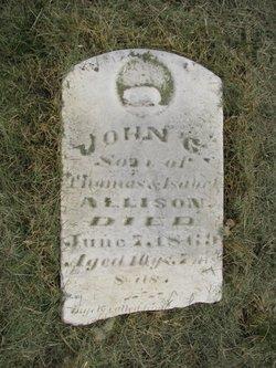 John G Allison