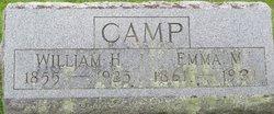 Emma Mahala <i>Van Sickle</i> Camp