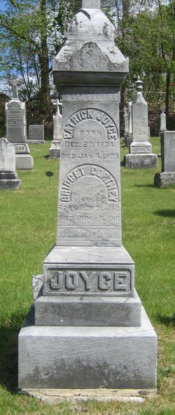 Bridget <i>Cortney</i> Joyce