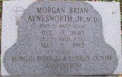 Dr Morgan Brian Aynesworth, Jr