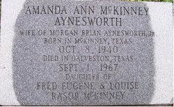 Amanda Ann <i>McKinney</i> Aynesworth