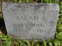 Sarah A. <i>Jeffords</i> Fonda