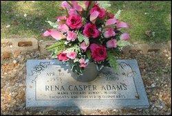 Rena <i>Casper</i> Adams