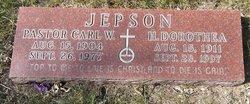 Carl W Jepson