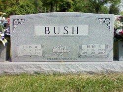 Ruby P. <i>Walker</i> Bush