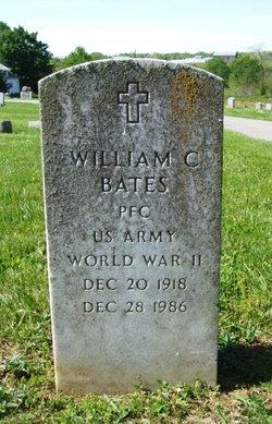 William C Bates