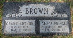 Grace <i>Prince</i> Brown