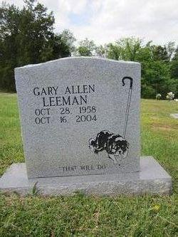 Gary Allen Leeman