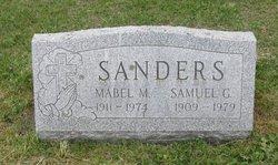 Mabel Mae <i>Brubaker</i> Aucker/Sanders
