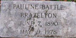 Pauline <i>Battle</i> Brazelton