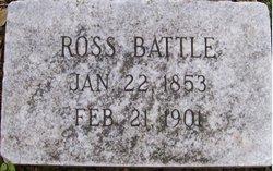 Ross Battle