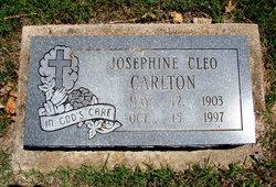 Josephine Cleo Carlton