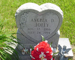 Angela D Jolly