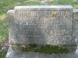 Virginia Elnora Adkins