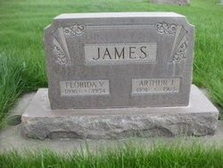 Arthur J. James