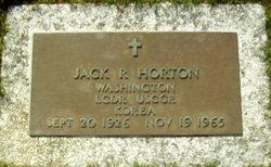 Jack R Horton