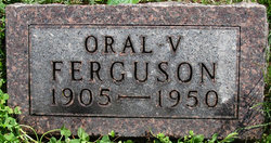 Oral Vernon Ferguson