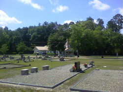 Saint Johns Free Will Church Cemetery