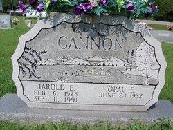 Opal E Cannon