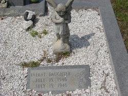 Infant Daughter Coleman