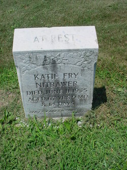 Kate B <i>Winters</i> Nitrauer