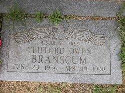 Clifford Owen Branscum