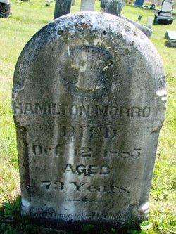 Hamilton James Morrow