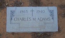Charles Marion Adams