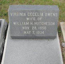 Virginia <i>Owens</i> Hutcheson