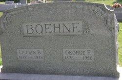 Lillian B <i>Miller</i> Boehne