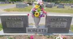 Delsie Louise <i>Headrick</i> Roberts