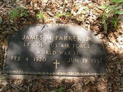 James M Parker, Jr