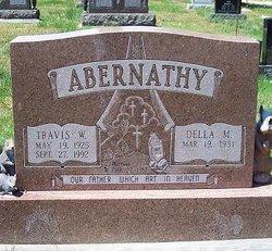 Della M <i>Eakins</i> Abernathy