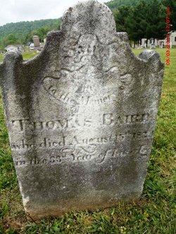 Thomas Baird