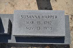 Susanna <i>Brothers</i> Harper