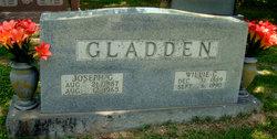 Willie Clair <i>Carlton</i> Gladden