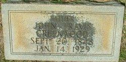 John Travis Greenwood