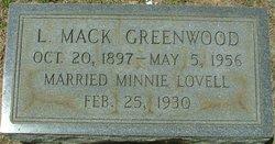Leonard Mack Mack Greenwood