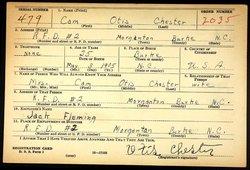 C. Otis Ode Chester