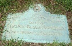 Thomas Elijah Bowen, Sr