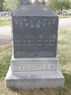 Beulah <i>Etchells</i> Elder