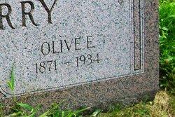 Olive E <i>Hunter</i> Sperry
