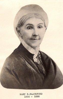 Mary Berkley <i>Minor</i> Blackford