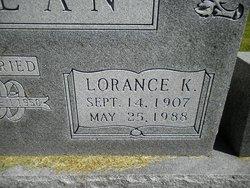Lorance Kenneth L.K. Morlan